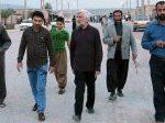 دیدار و گفتگوی دکتر جلیلی با اهالی روستاهای چالاب و چنگوله از توابع شهر مهران+تصاویر