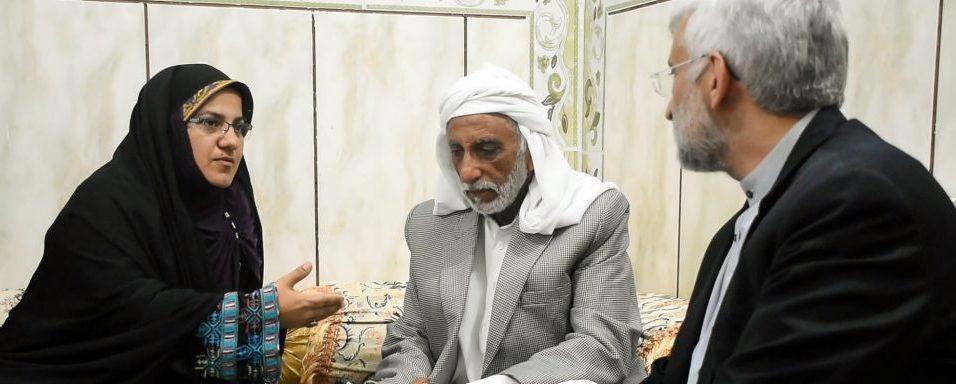 تقدیر دکتر سعید جلیلی از یک فرماندار کارآمد و انقلابی در دولت روحانی+کلیپ