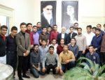 دیدار دکتر جلیلی با جمعی از دانشجویان شهرستانهای گناوه و دیلم از استان بوشهر + تصاویر