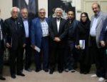 دیدار دکتر جلیلی با فعالان حوزه صنایع لوازم خانگی کشور و مدیران عامل شرکتهای تولیدکنندۀ این حوزه